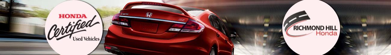 Honda Certified Program