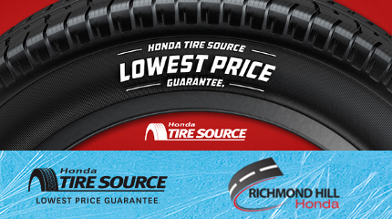 Honda Tire Source Price Match Guarantee