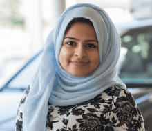 Fawzia  Mohamedali
