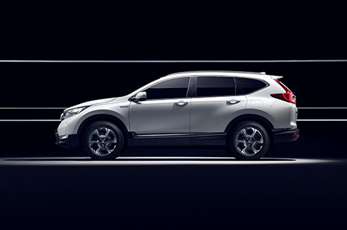 Honda-CR-V-Hybrid-Prototype-side-profile-1
