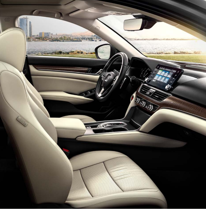 2018 Honda Accord Interior at Richmond Hill Honda in Toronto and the GTA
