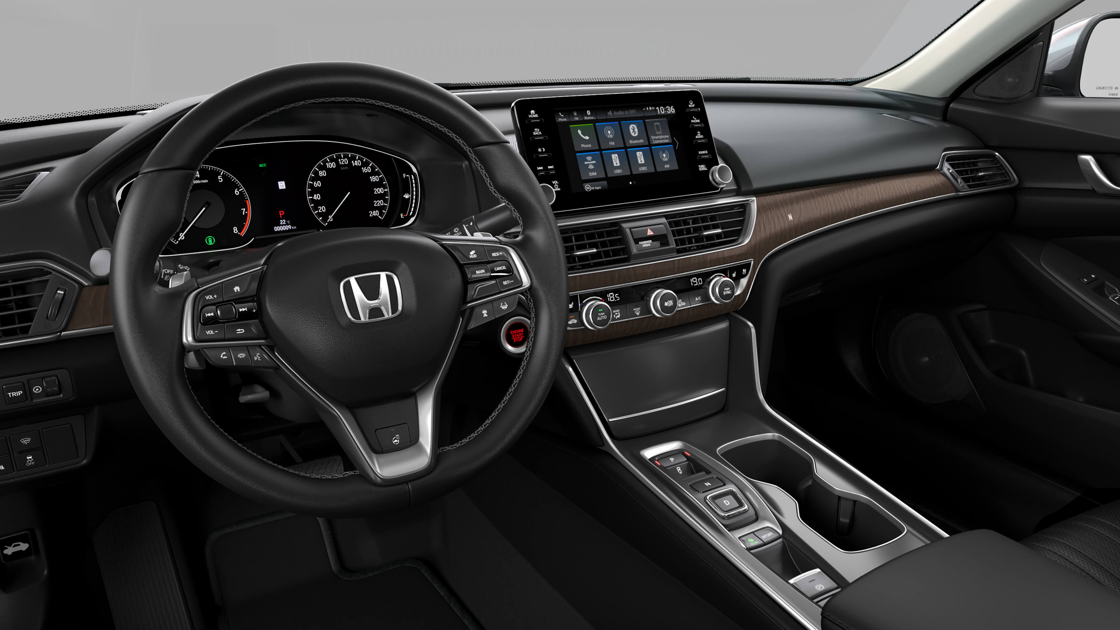 2019 Honda  Accord Features at Richmond Hill Honda in Toronto and the GTA