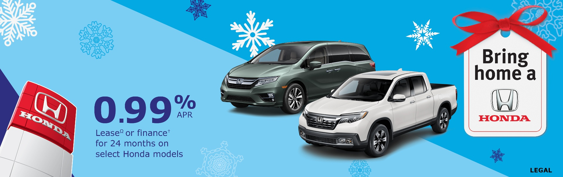 It's the Honda Model Clearout Event at Richmond Hill Honda in Toronto, the GTA, and all of Ontario.