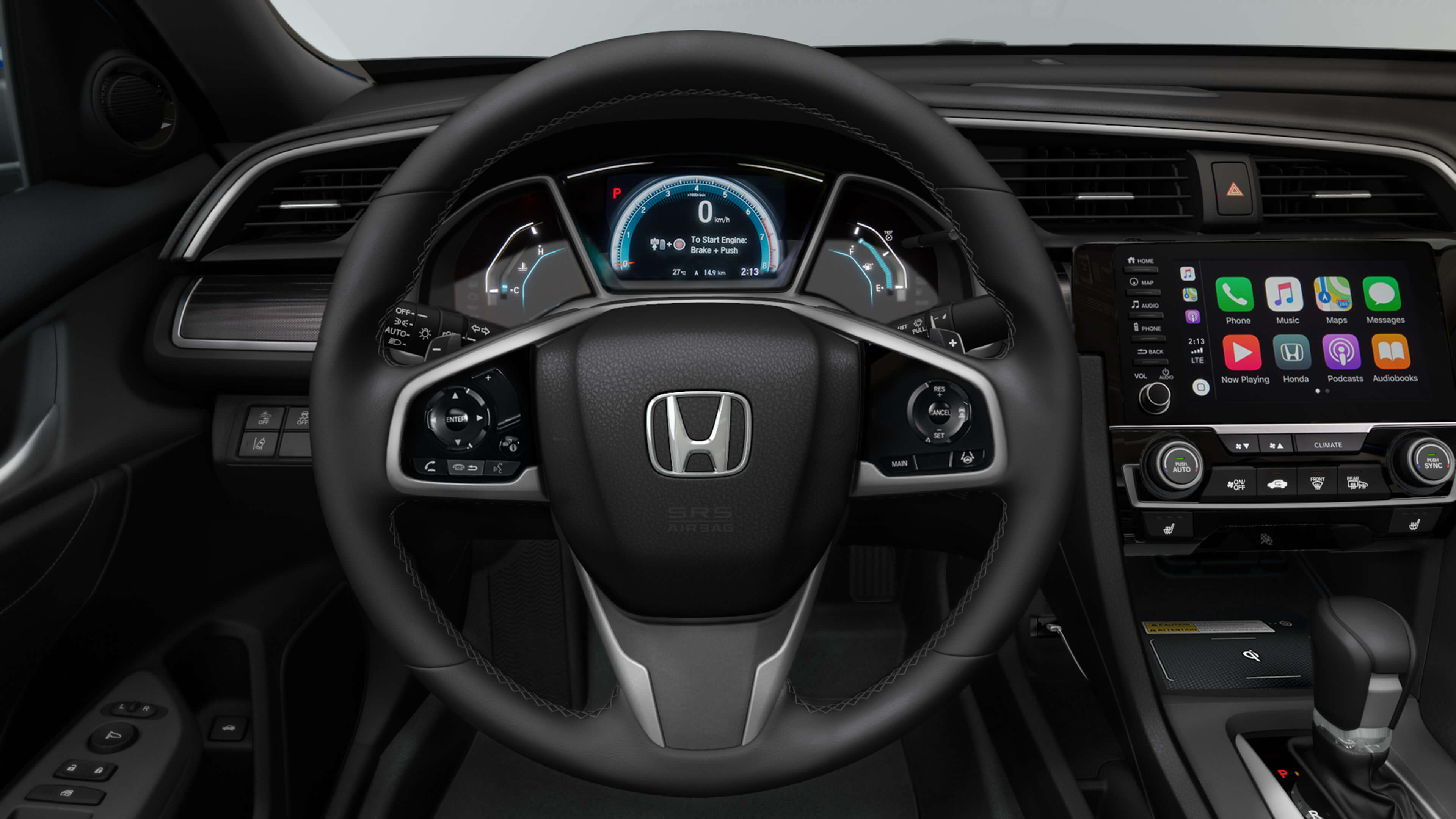 2019 Honda  CivicFeatures at Richmond Hill Honda in Toronto and the GTA