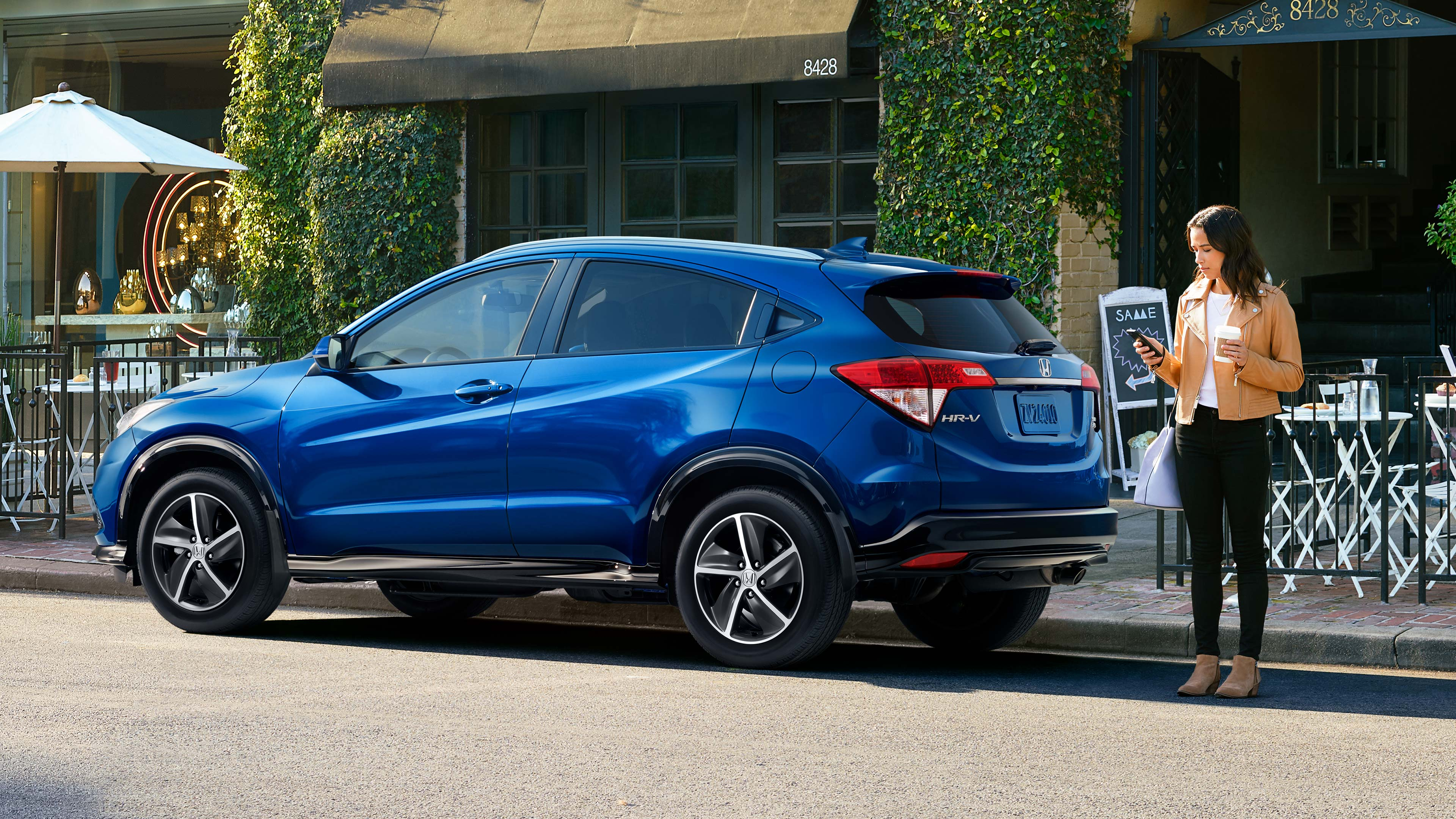 2020 Honda HRV Exterior at Richmond Hill Honda in Toronto and the GTA