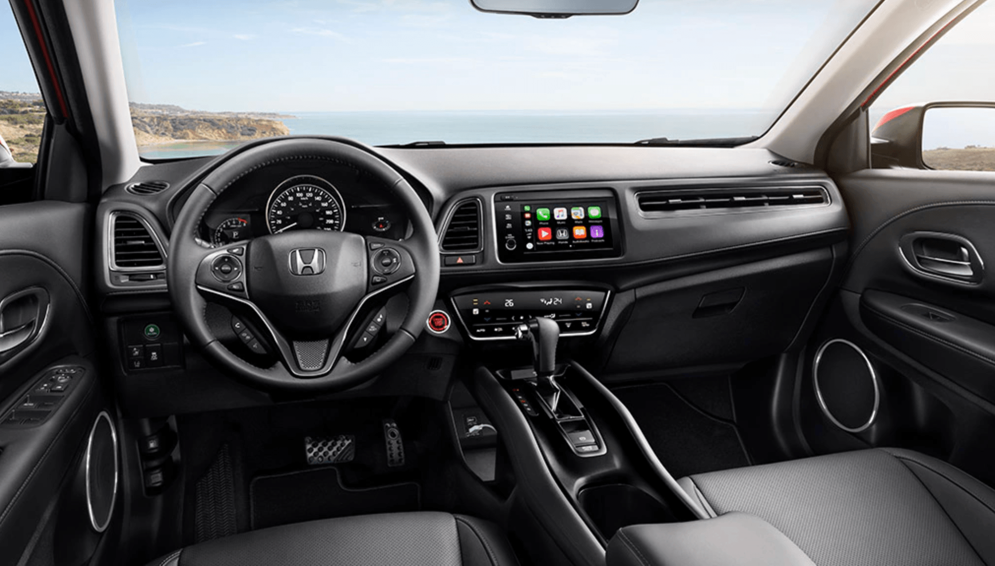 2020 Honda HR-V Technology at Richmond Hill Honda in Toronto and the GTA