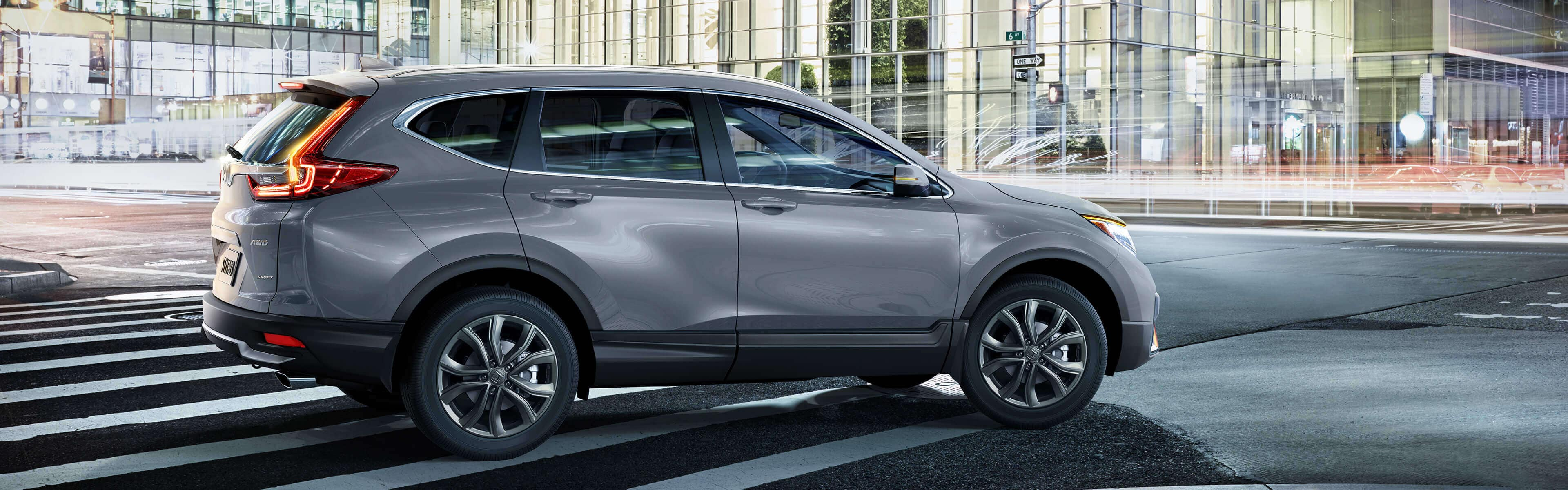 2020 Honda CRV Exterior at Richmond Hill Honda in Toronto and the GTA