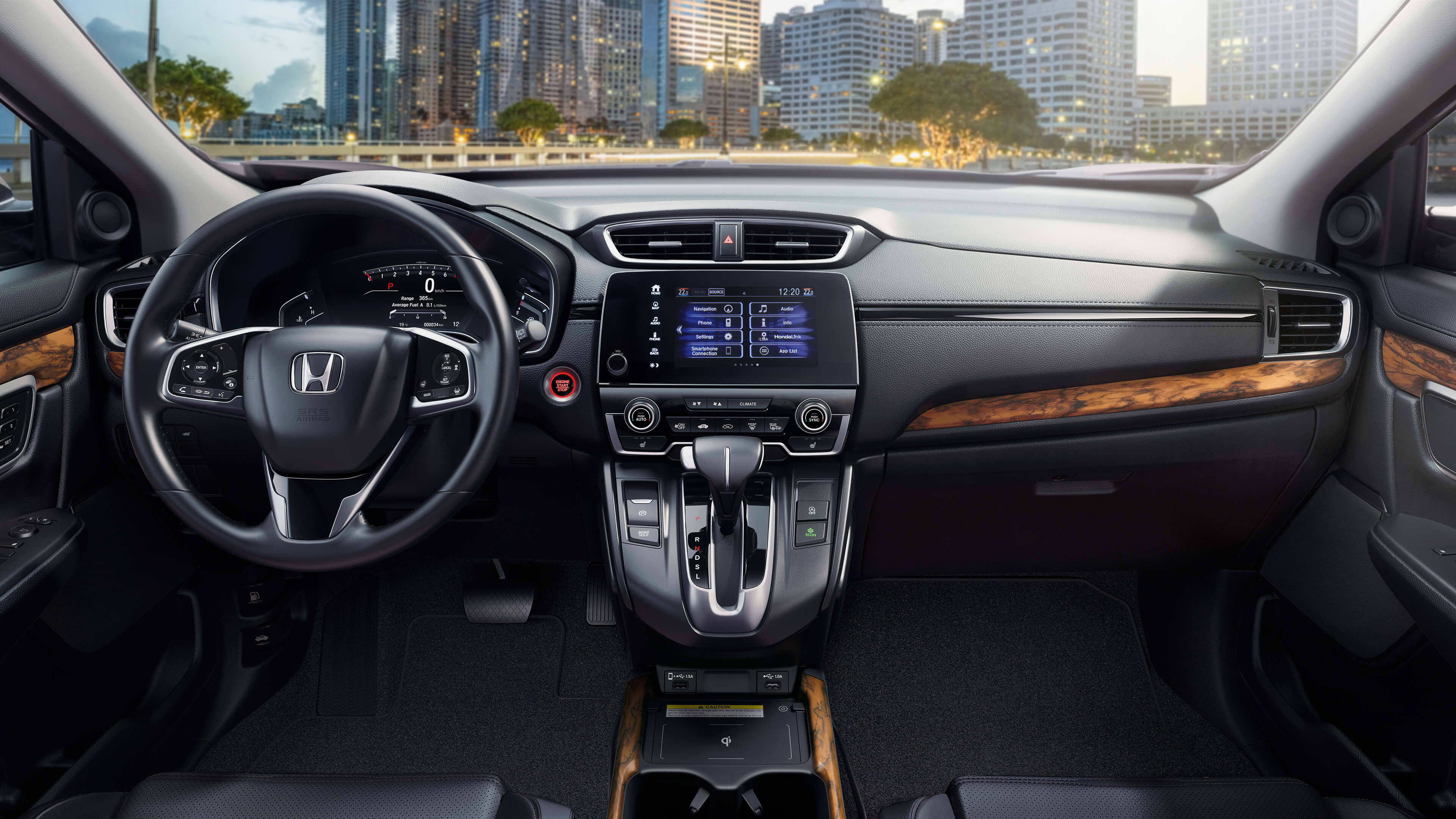 2020 Honda CR-V Technology at Richmond Hill Honda in Toronto and the GTA