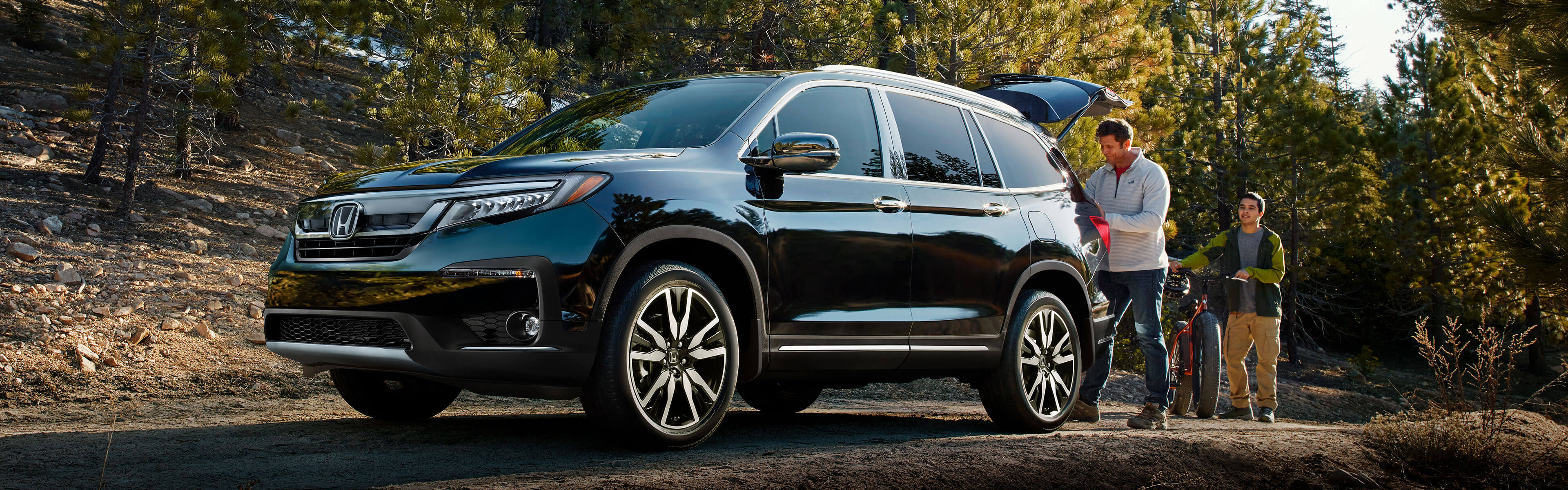 2020 Honda Pilot at Richmond Hill Honda in Toronto and the GTA