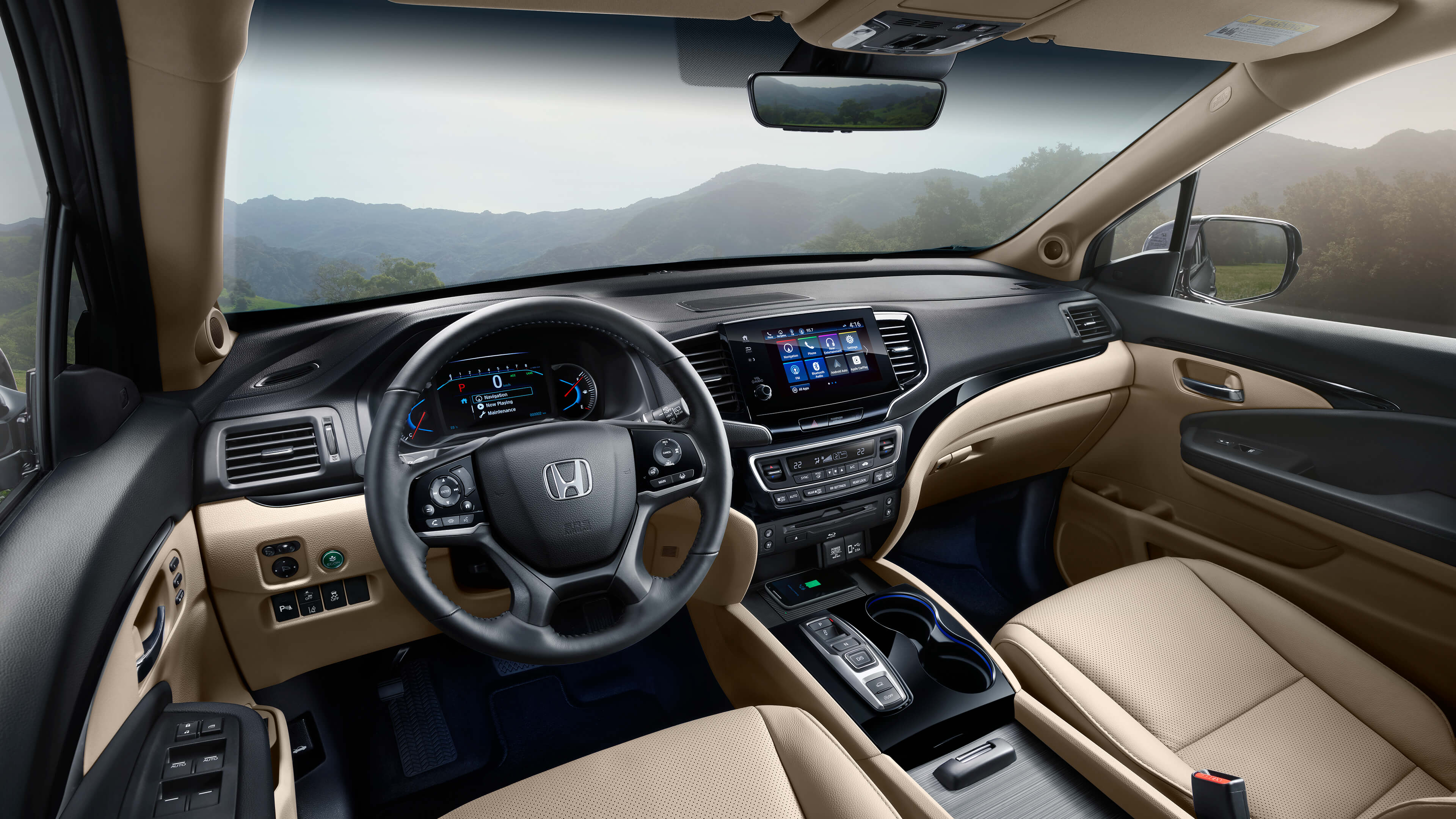 2020 Honda Pilot Space at Richmond Hill Honda in Toronto and the GTA