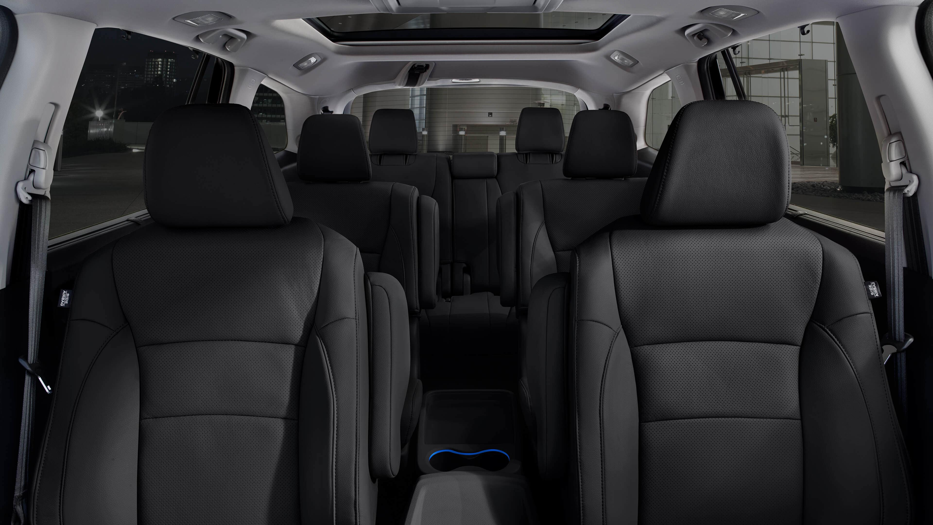 2020 Honda Pilot Seating at Richmond Hill Honda in Toronto and the GTA