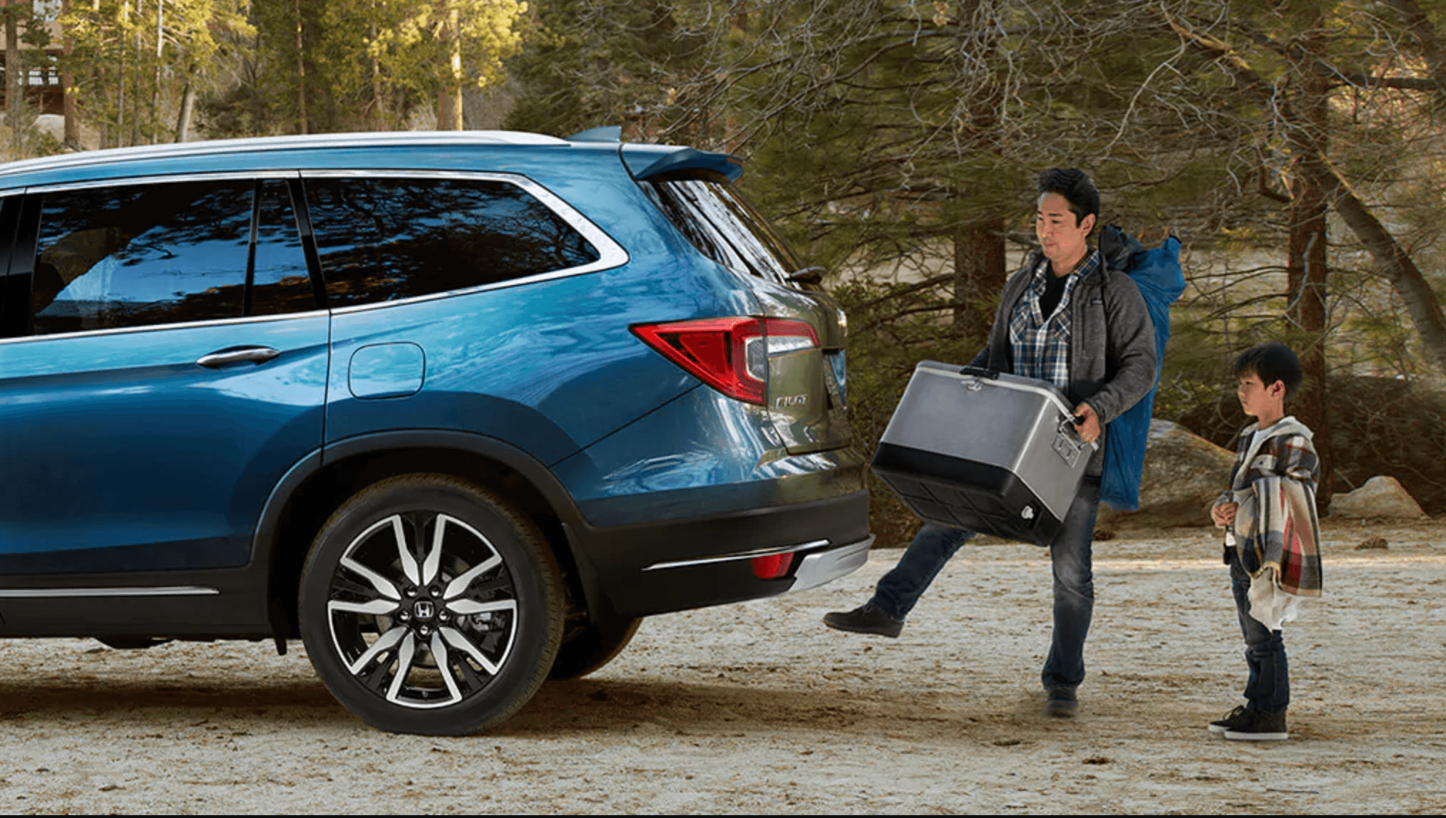 2020 Honda  Pilot Features at Richmond Hill Honda in Toronto and the GTA