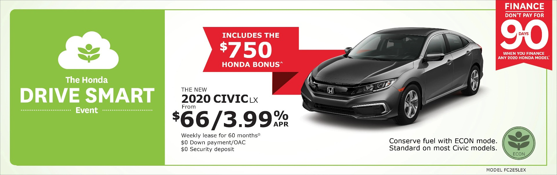 2020 Honda Civic at Richmond Hill Honda in Toronto and the GTA