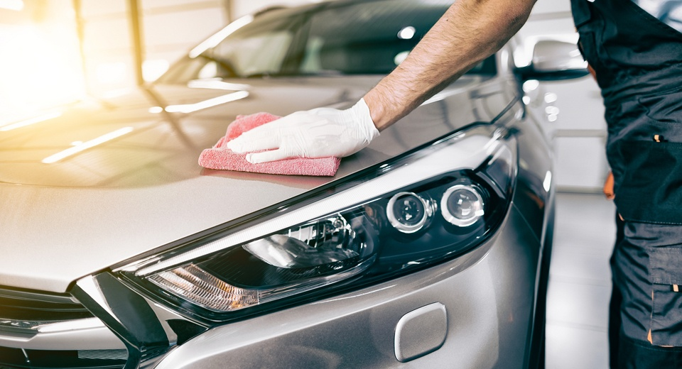 Professional Detailing Packages