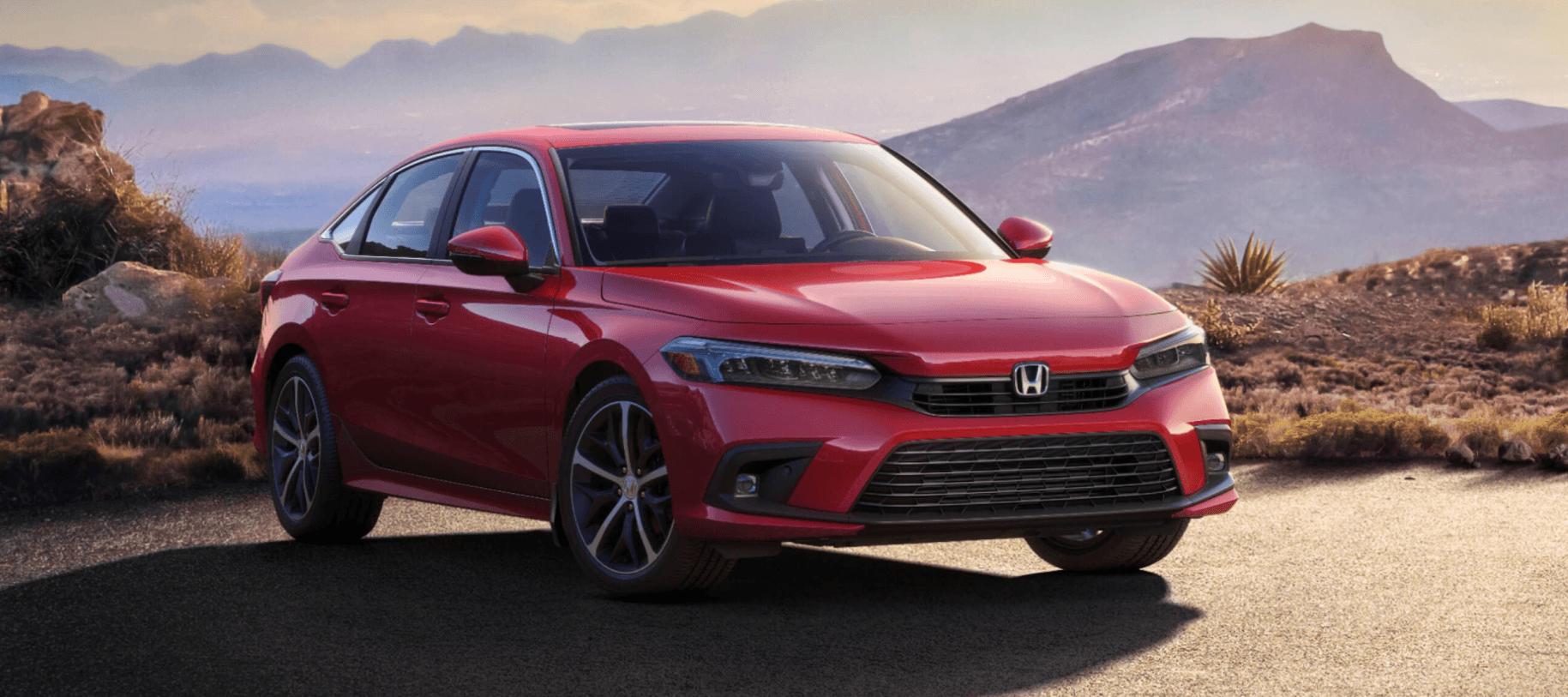 2022 Honda Civic Performance at Richmond Hill Honda in Toronto and the GTA
