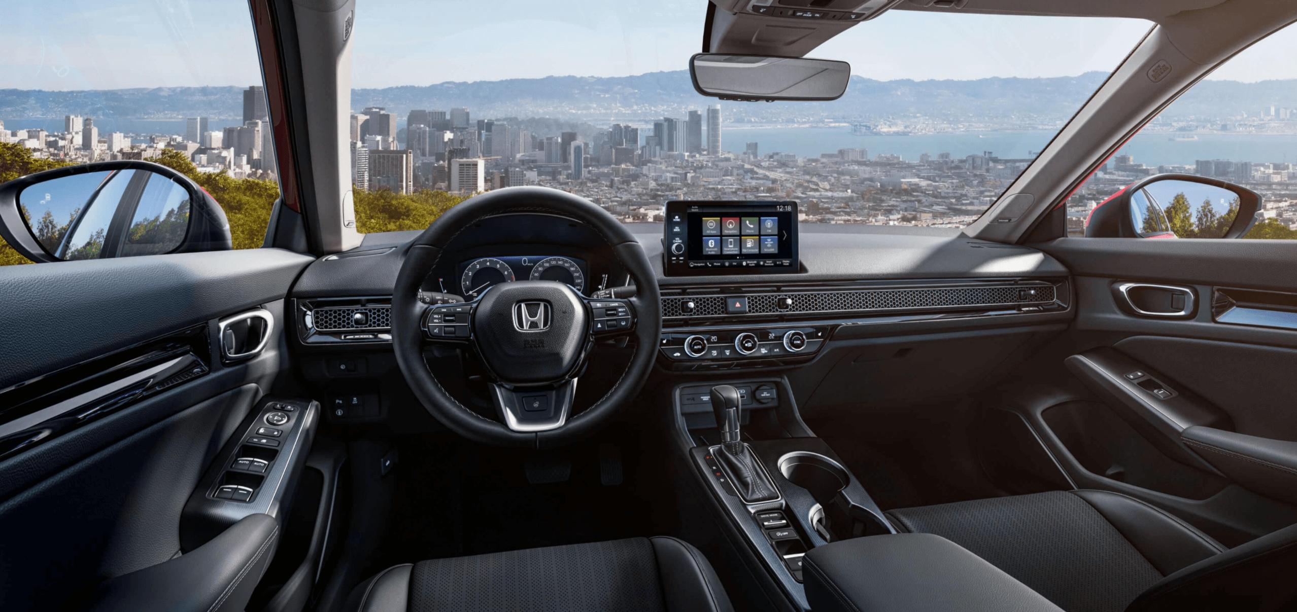2022 Honda Civic at Richmond Hill Honda in Toronto and the GTA